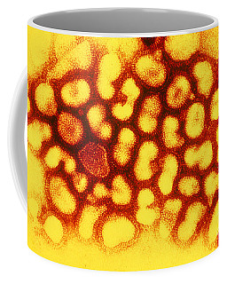 Flu Virus Coffee Mug
