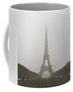 Foggy Morning In Paris Coffee Mug