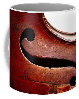 G Clef Coffee Mug