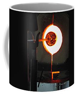 Glass Blowing V Coffee Mug