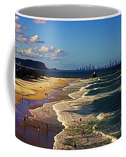 Gold Coast Beaches Coffee Mug