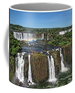 Iguazu Falls Coffee Mug by David Gleeson