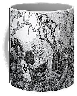 In My Garden  Coffee Mug by Mariusz Zawadzki