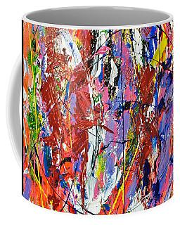 Jazz Coffee Mug by Elf Evans