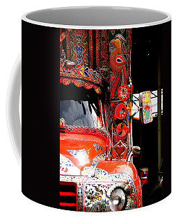 Jingly Truck Coffee Mug