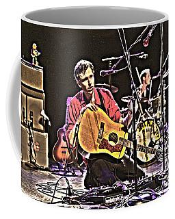 Joel Plaskett Coffee Mug by Jeff Ross