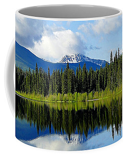Mirror Image Coffee Mug