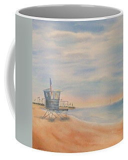 Morning By The Beach Coffee Mug