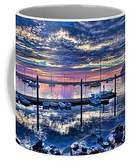 Coffee Mug featuring the photograph Morro Bay Wonder by Beth Sargent