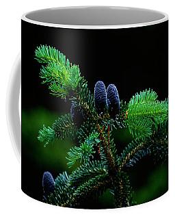 Mountain Life Coffee Mug by Sharon Elliott