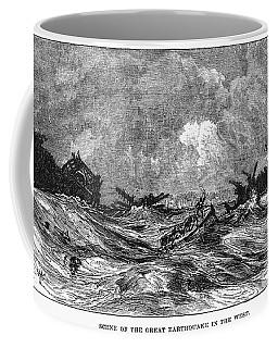 New Madrid Earthquake Coffee Mug