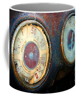 Old Speed Coffee Mug