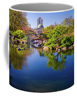 Osaka Japanese Garden Coffee Mug