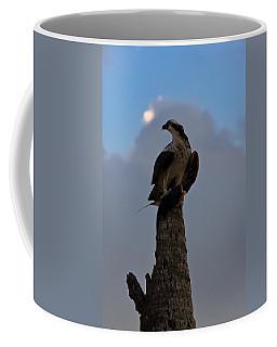 Osprey With Catch Coffee Mug