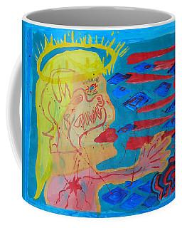 Past Their Mask - Hate Evil  Coffee Mug