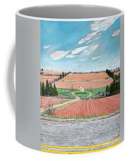 Red Soil On Prince Edward Island Coffee Mug