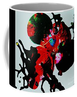 Red Spider Nebula Coffee Mug by Roberto Prusso