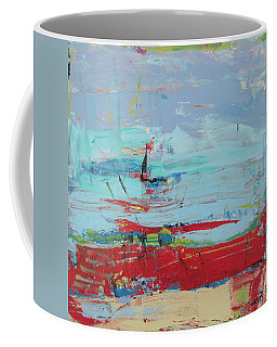 Red Zone Coffee Mug