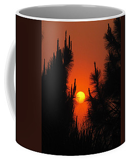 Rise And Pine Coffee Mug
