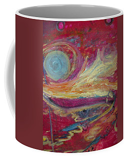 Splash Of Sun Coffee Mug