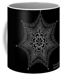 Star Fish Kaleidoscope Coffee Mug