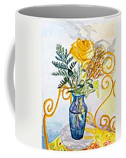 The Blue Vase Coffee Mug