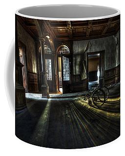 The Home Coffee Mug by Nathan Wright