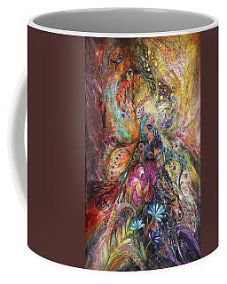 The Shining Of Gold Coffee Mug