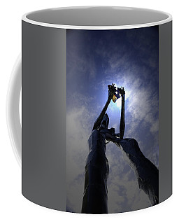 Coffee Mug featuring the photograph Those Left Behind  by Betty Depee