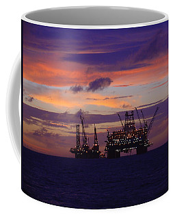 Thunder Horse Before The Storm Coffee Mug