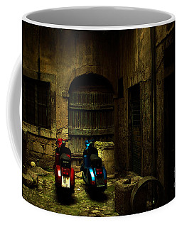 Time Travellers Coffee Mug