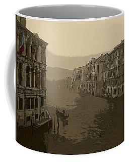 Coffee Mug featuring the photograph Venice by David Gleeson