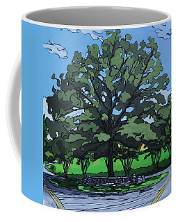 Westerwood Tree Coffee Mug