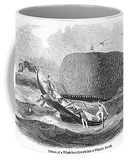 Whaling, 1850 Coffee Mug