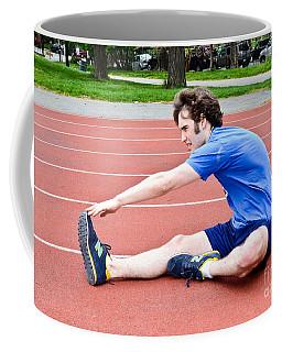 Stretching Exercises Coffee Mug