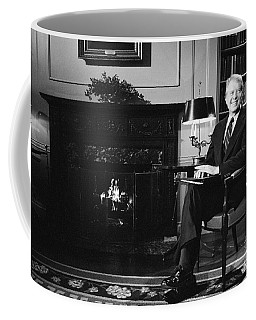 Jimmy Carter (1924- ) Coffee Mug