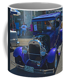 Coffee Mug featuring the photograph 1929 Ford Model A by Tikvah's Hope