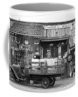 1930's Gas Station Coffee Mug