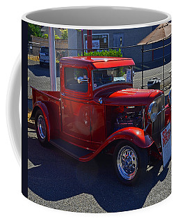 Coffee Mug featuring the photograph 1932 Ford Pick Up by Tikvah's Hope