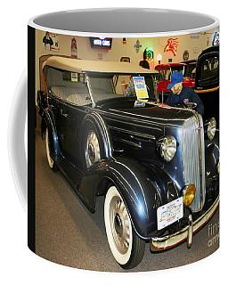 1936 Chevrolet Phaeton Coffee Mug by John Black