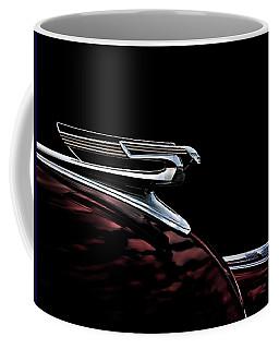 1940 Chevy Hood Ornament Coffee Mug