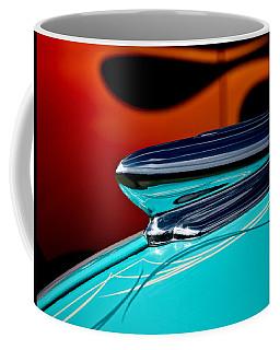 1948 Chevy Hood Ornament Coffee Mug