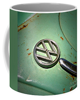 1961 Green Vw Coffee Mug
