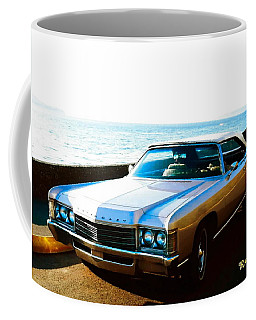 1971 Chevrolet Impala Convertible Coffee Mug