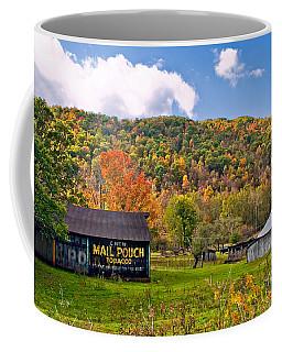 Chew Mail Pouch Coffee Mug