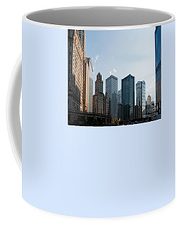Chicago City Center Coffee Mug