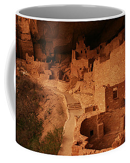 Cliff Palace Mesa Verde National Park Coffee Mug