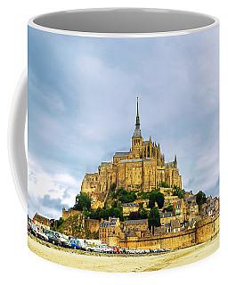 Mont Saint Michel Coffee Mug
