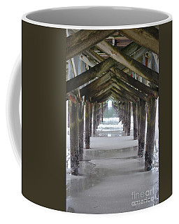 Neptunes Cathedral Coffee Mug by Gordon Mooneyhan
