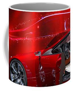 2013 Lexus L F - L C Coffee Mug by Randy J Heath